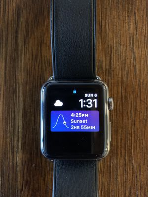 Apple Watch Series 1 Stainless Steel 42mm for Sale in Boston, MA