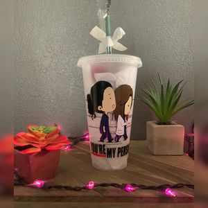 Greys Anatomy Starbucks Cup for Sale in Compton, CA