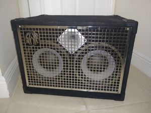 SWR Goliath Jr III. 2x10 Bass Cabinet for Sale in Sebring, FL