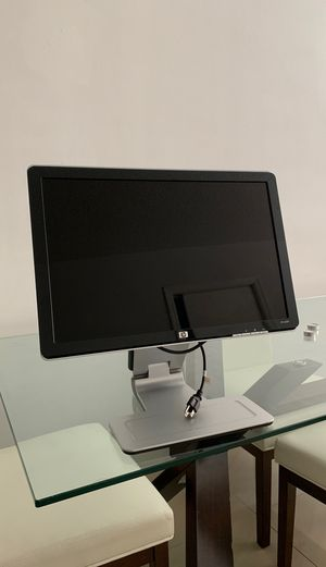 Monitor HP w2207 for Sale in Hollywood, FL