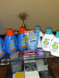 AII. Detergent Bundle Pick Up 35 Av And Glendale Price Firm Español También for Sale in Glendale,  AZ