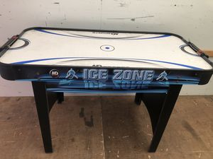 "MD Sports 48"" Ice Zone Air Powered Hockey table for Sale in Kissimmee, FL"