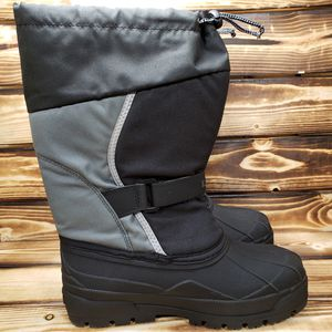 LL Bean Kids Size 6 Winter Snow Rain Insulated Waterproof Boots for Sale in McDonough, GA