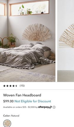 Urban Outfitters headboard for Sale in Downey,  CA