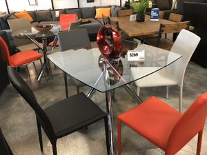 5pc Dining Table Set 🔥 for Sale in Hialeah, FL