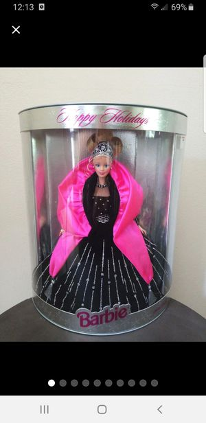 Holiday Barbie 1998 for Sale in Ridgewood, NJ