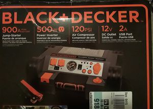Battery Jump starter/power inverter/compressor/etc.. for Sale in Phoenix, AZ