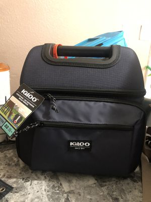 Igloo cooler bag for Sale in Houston, TX
