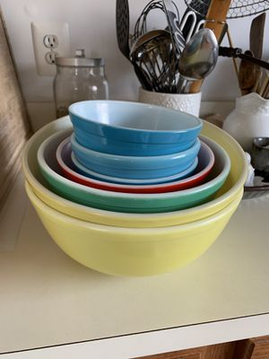 1950s Pyrex Bowls - Small Ones Starting at $10 for Sale in Gaithersburg, MD