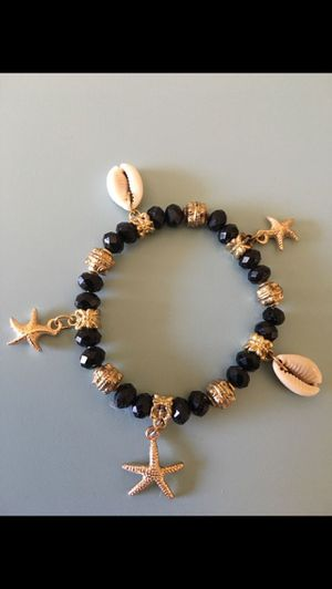 Sea Shell Charm Stretch Anklet for Sale in Chula Vista, CA