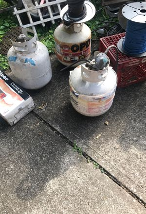 Propane tanks for Sale in Cleveland, OH
