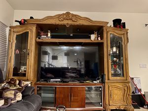 TV stand. for Sale in Nuevo, CA