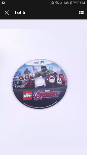 LEGO Marvel's Avengers (Nintendo Wii U) SPOTLESS . *DISC ONLY* for Sale in Los Angeles, CA