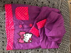 Girls 4T rain jacket for Sale in UPPR MARLBORO, MD