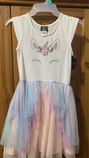 Unicorn dress size 10 for Sale in Los Angeles, CA