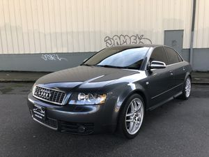 2005 Audi S4 Quattro 6 speed manual for Sale in Portland, OR