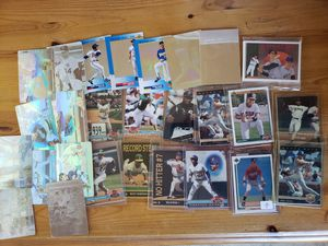 Baseball card Collection, over 50 Rookies & Hall of Famers. for Sale in Stockton, CA