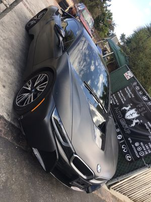 Windshield window Tint for Sale in Los Angeles, CA