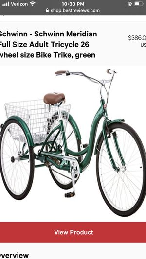 Not selling Looking to purchase a three wheeler bike for a adult. for Sale in Midland, TX