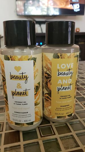 Love Beauty & Planet shampoo and conditioner for Sale in Anaheim, CA