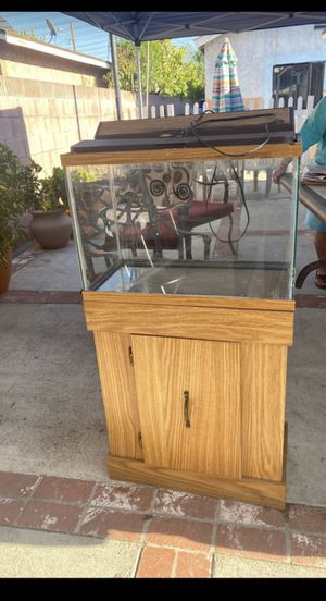 fish tank for Sale in Pico Rivera, CA