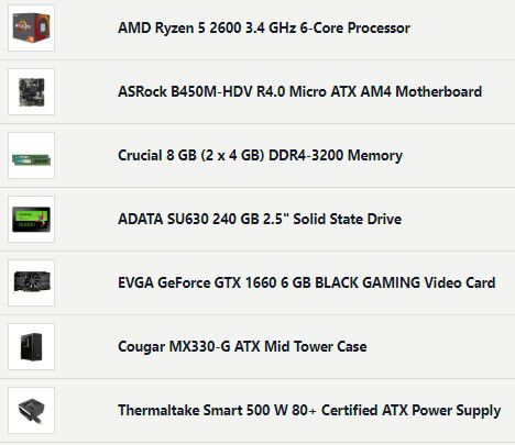 Price Firm - Performance Gaming rig - Price Firm