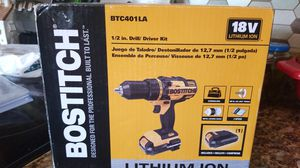 Brand new cordless drill/ driver kit for Sale in Fairfax, VA