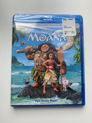 Disney Moana Blu-ray movie for Sale in Chino, CA