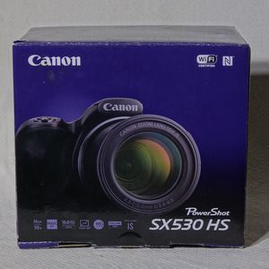 Canon PowerShot SX530 16MP 50x Zoom Digital Camera for Sale in Murrieta, CA