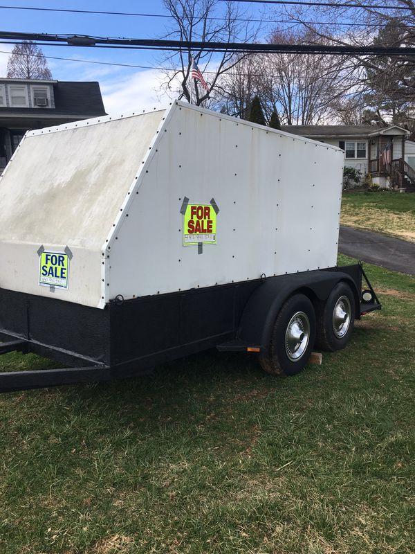 06/enclosed utility trailer $1650