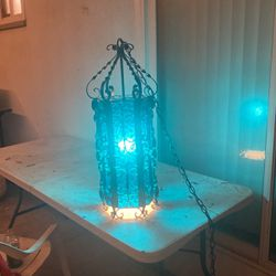 Vintage Chain Lamp for Sale in Fresno,  CA