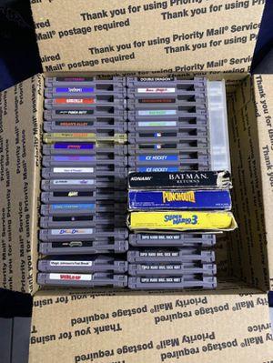 NES games Nintendo Entertainment System for Sale in Miami, FL