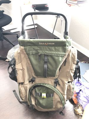 Field and Stream Hiking/Camping Backpack for Sale in Pinellas Park, FL