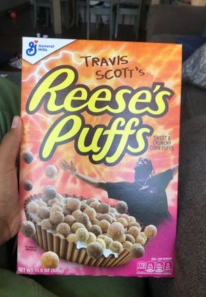Travis scott's cereal for Sale in Los Angeles, CA