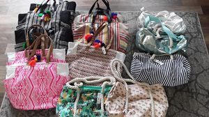 Brand new beach and duffle bags for Sale in GA, US