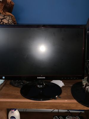 Samsung monitor for Sale in Hillsborough, NC