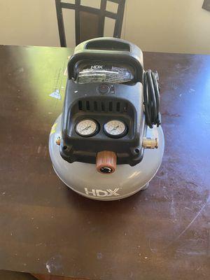 HDX pancake compressor for Sale in Beaverton, OR