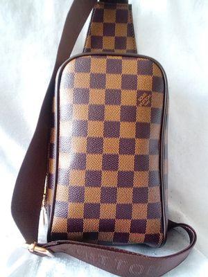 LOUIS VUITTON WAIST CHEST SHOULDER CROSSBODY BAG FOR MEN / WOMEN for Sale in Venice, LA