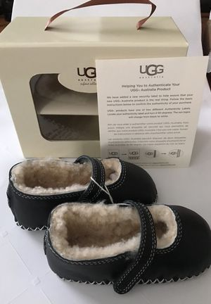 NEW UGG Honey B Crib Shoes - Boxed & Tagged for Sale in Seattle, WA
