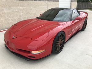 Chevy corvette 2001 for Sale in Houston, TX
