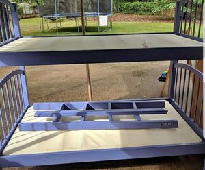 Twin Over Twin Bunkbed for Sale in Clanton, AL