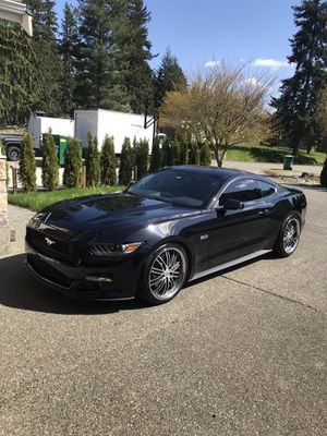 20 inch staggered rims with tires for Sale in Seattle, WA