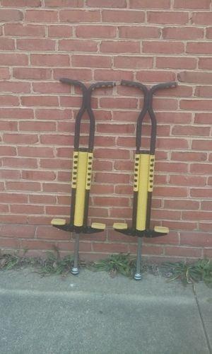 Two Flybar Pogo Sticks for Sale in Farmville, VA