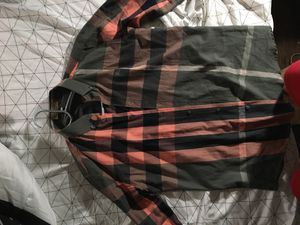 Burberry button down for Sale in The Bronx, NY