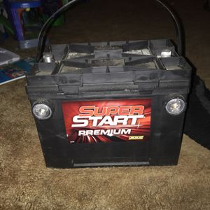 Brand New Premium start Battery For Tahoe for Sale in Indianapolis, IN
