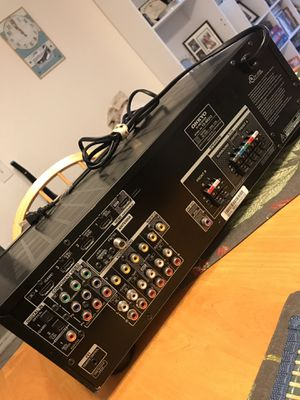 ONKYO RECEIVER for Sale in St. Petersburg, FL