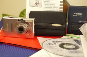 •••Canon Power Shot••Digital Camera•-SD450|••3X Zoom+5.0MP•• for Sale in Maplewood, MN