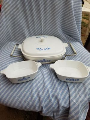 Vintage Pyrex set of 3 for Sale in Battle Ground, WA