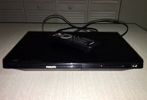 Phillips Blu-Ray Player with WiFi Streaming for Netflix and More!! for Sale in Lexington, KY