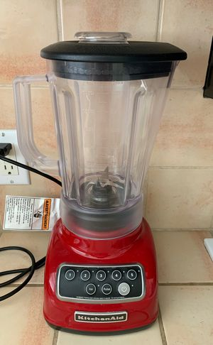 KitchenAid MultiFunction Speed Blender 56oz for Sale in San Francisco, CA
